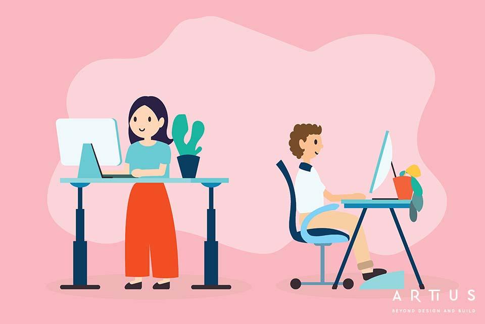 Những yếu tố cần thiết cho văn phòng hiện đại