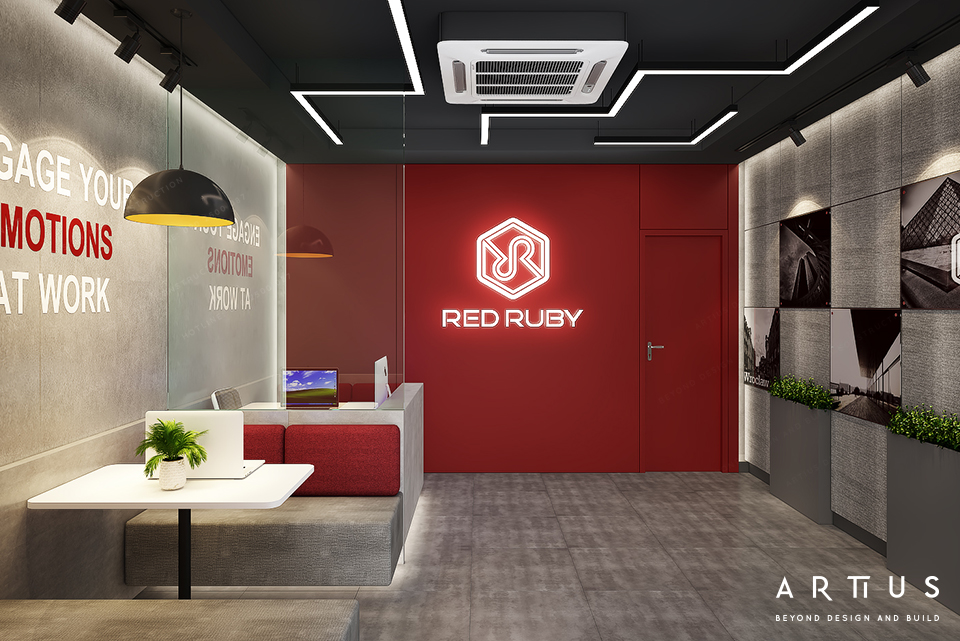 Đón đầu xu hướng thiết kế văn phòng năm 2021