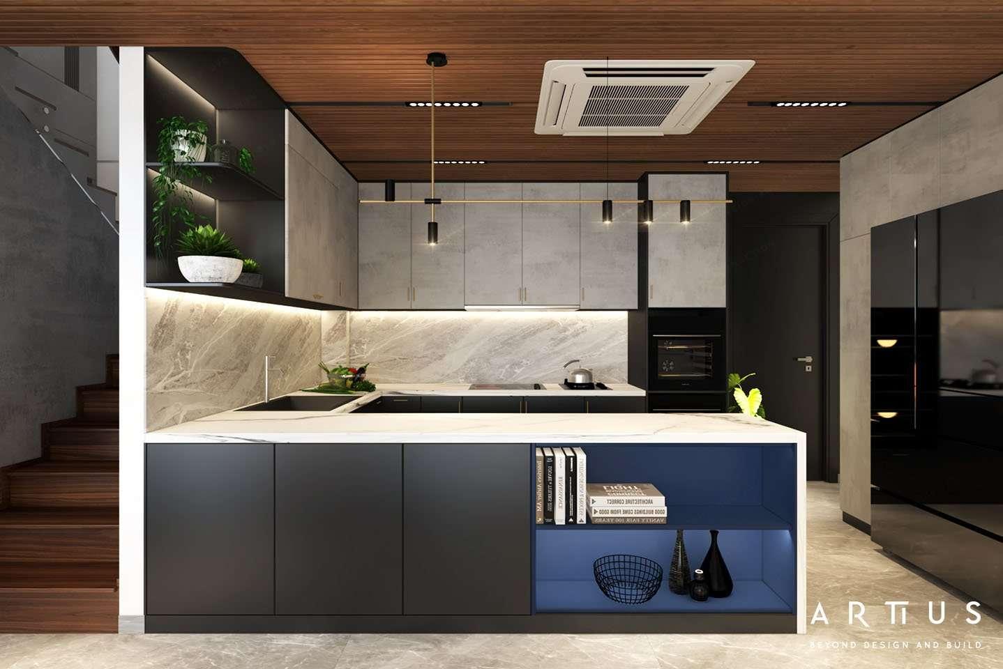 Xu hướng tối giản trong thiết kế nội thất hiện đại